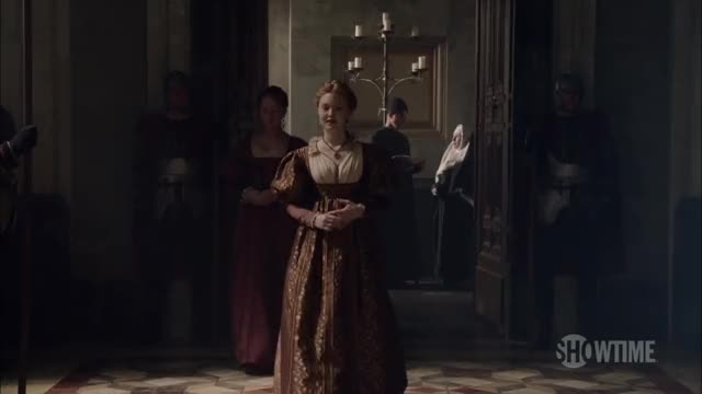 Watch The Borgias 3x04 GIF on Gfycat. Discover more Cesare, Francois Arnaud, Holliday Grainger, Lucrezia, embarrassed, new bride, showtime, the borgias GIFs on Gfycat