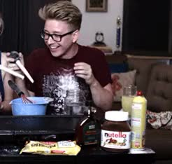 Watch and share Tyleroakley GIFs and Auguest GIFs on Gfycat