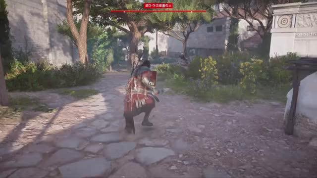 Watch Battle GIF by Gamer DVR (@xboxdvr) on Gfycat. Discover more AssassinsCreedOrigins, xbox, xbox dvr, xbox one, xxion32 GIFs on Gfycat