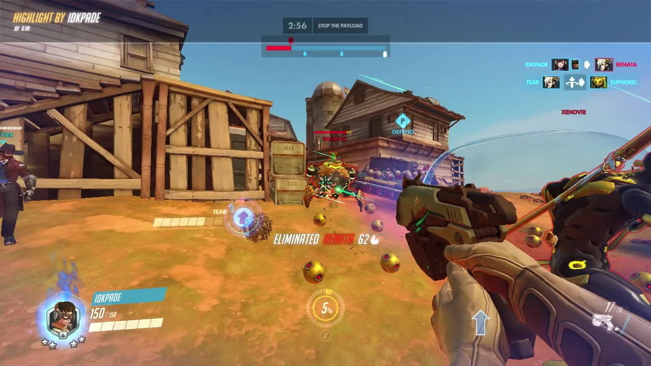 highlight, overwatch, nailed it GIFs