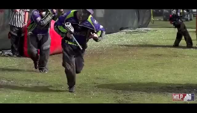 Watch and share Paintball GIFs and Sports GIFs on Gfycat
