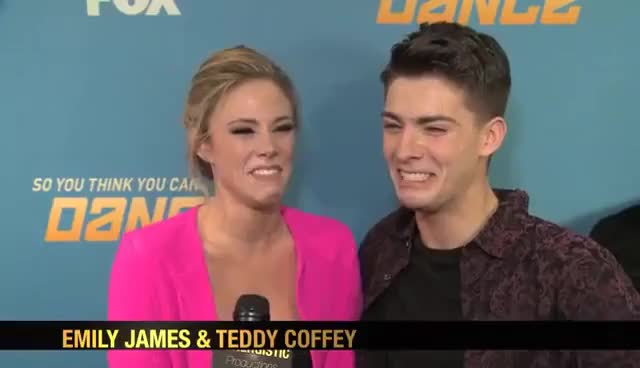 Watch and share Sytycd GIFs and Emily GIFs on Gfycat