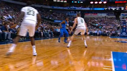 Watch Yogi Ferrell — Dallas Mavericks GIF by Off-Hand (@off-hand) on Gfycat. Discover more 032218 GIFs on Gfycat