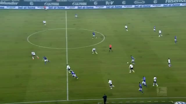 Watch and share FC Schalke 04 Vs. Hertha BSC Berlin | 2016-17 Bundesliga Highlights GIFs on Gfycat