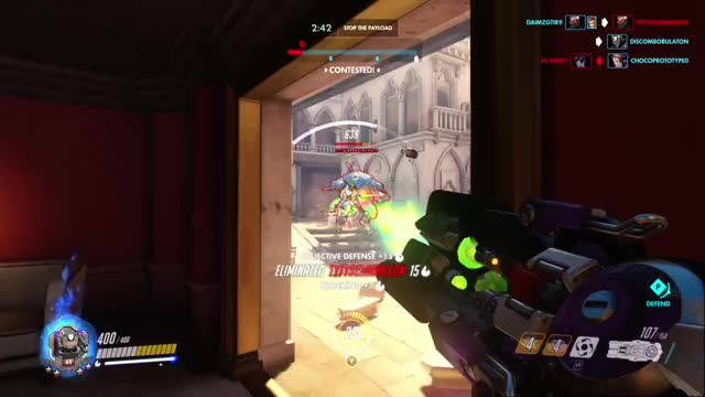 Watch Put Out to Pasture GIF on Gfycat. Discover more FLFisherman, OverwatchOriginsEdition, overwatch, xbox, xbox dvr, xbox one GIFs on Gfycat