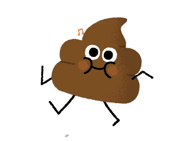 Watch and share Poop GIFs on Gfycat