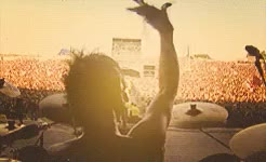 Watch and share Avenged Sevenfold GIFs and The Rev GIFs on Gfycat