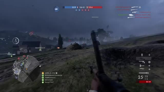 Watch Battlefield™ 1_20170723170450 GIF on Gfycat. Discover more playstation 4, ps4share, sony interactive entertainment GIFs on Gfycat
