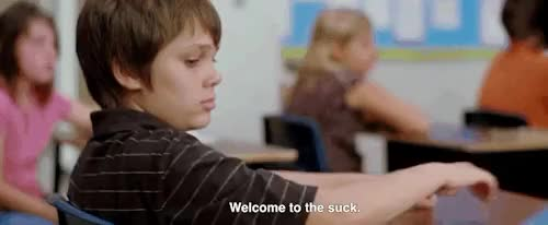 Watch Boyhood (2014) GIF on Gfycat. Discover more boyhood, boyhood gif, coming of age, new kid GIFs on Gfycat