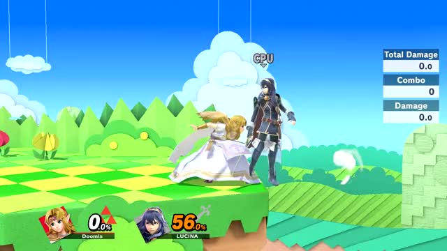 Watch and share Zelda Nair 1 To Up-angled Ftilt GIFs by doomis97 on Gfycat