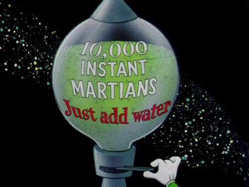 Watch and share Marvin The Martian GIFs and Looney Tunes GIFs on Gfycat