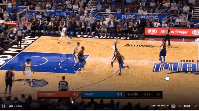 Watch and share Q2 - Jerami Grant Center GIFs by cauchyco on Gfycat
