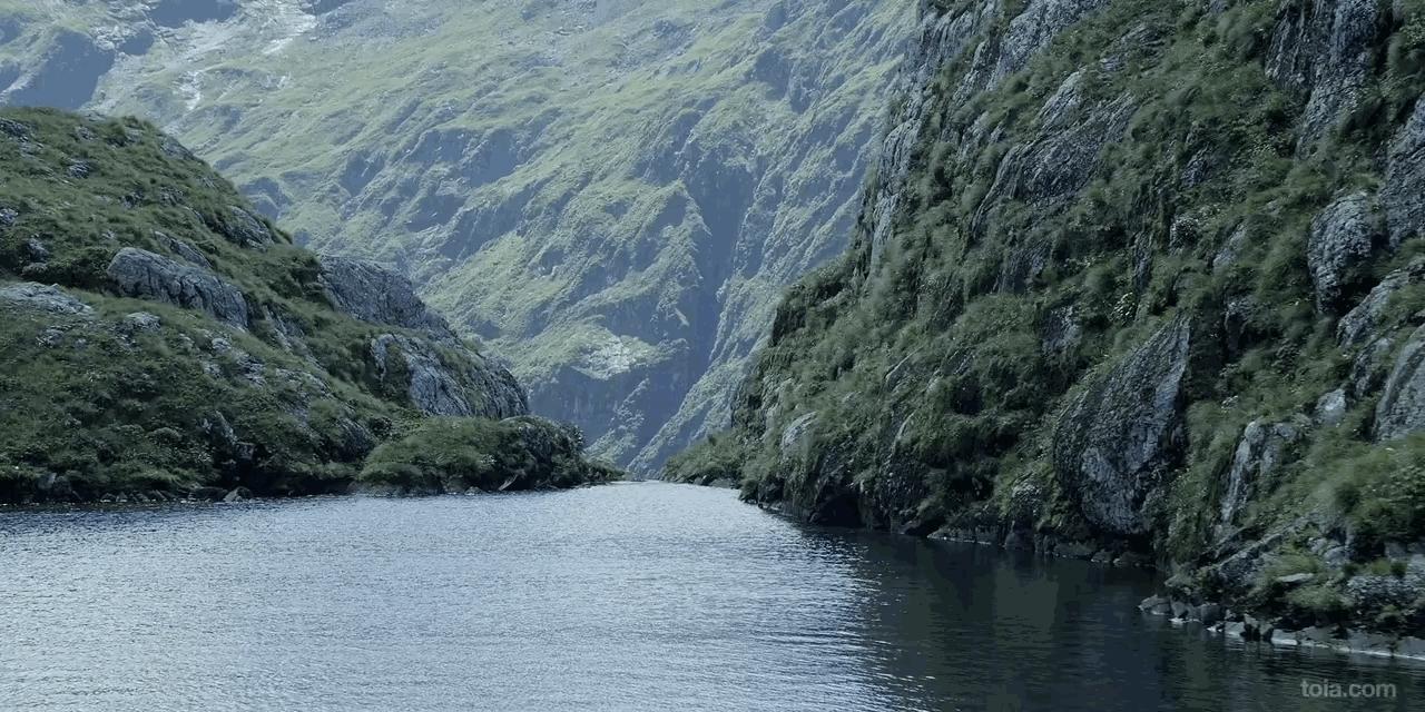 earthporngifs, nature, naturegifs, sfw_wtf, taga, tagb, Over the edge GIFs