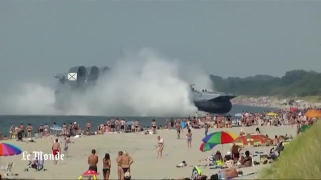 Watch and share Massive Russian Hovercraft GIFs by Movie & Military GFYS  on Gfycat