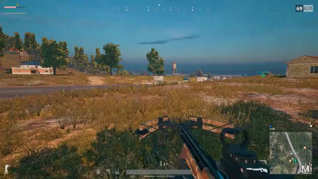 Watch and share PLAYERUNKNOWN'S BATTLEGROUNDS 10.24.2017 - 21.32.58.07.DVR.mp4 GIFs by whodatnation360 on Gfycat