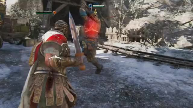 Watch and share Forhonor GIFs by shooter999 on Gfycat