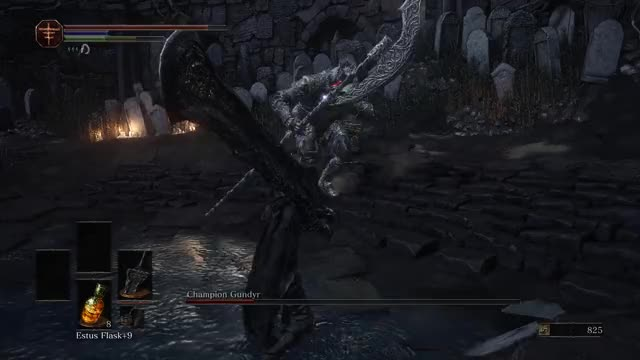 Watch and share DS3 Gundyr GIFs by misery9 on Gfycat