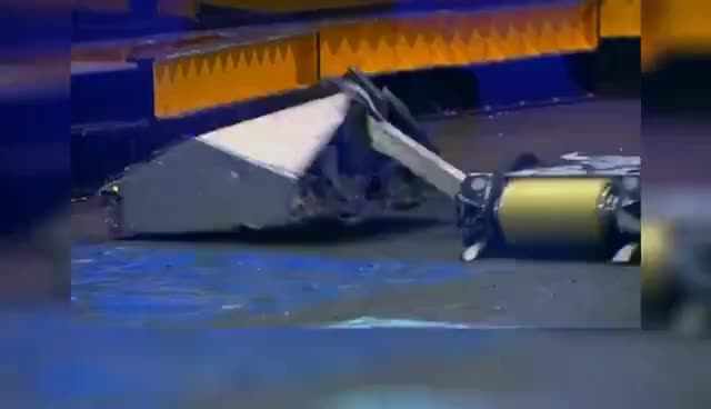 Watch and share Battlebots: Top 15 Memorable Moments GIFs on Gfycat
