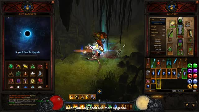 Watch and share Diablo III GIFs by Alec Snodgrass on Gfycat