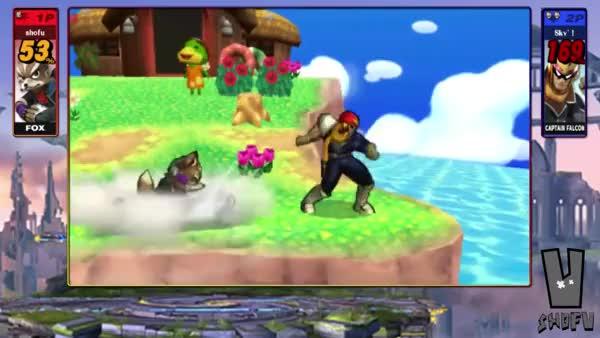 Sky Falcon Punching Shofu