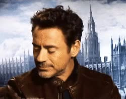 Watch and share Robert Downey Jr GIFs and Rdj´s Smile GIFs on Gfycat