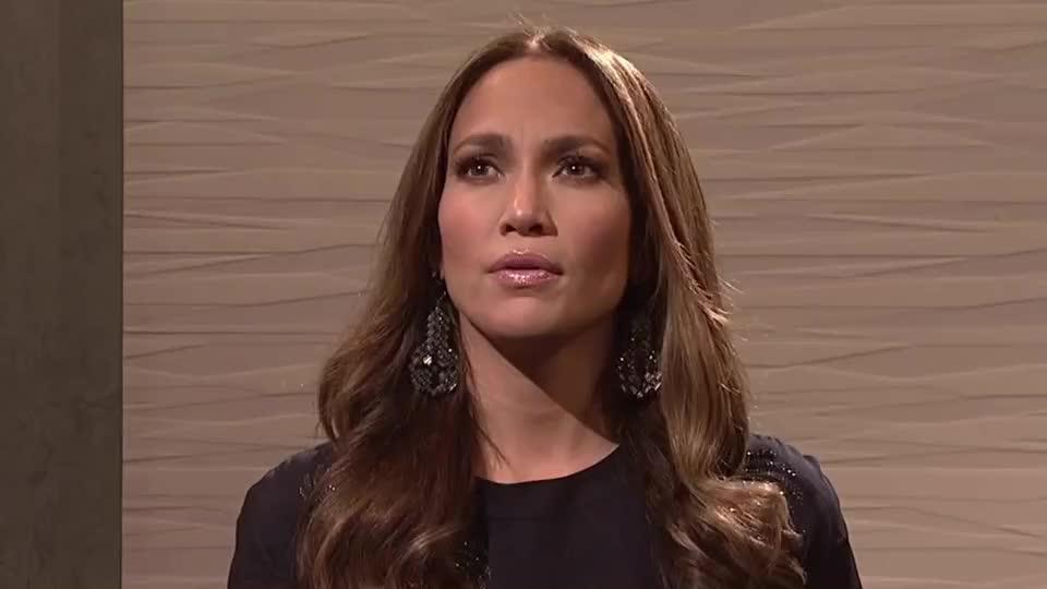 confused, confusion, jennifer, jennifer lopez, jlo, lopez, snl, think, Jennifer Lopez is confused GIFs