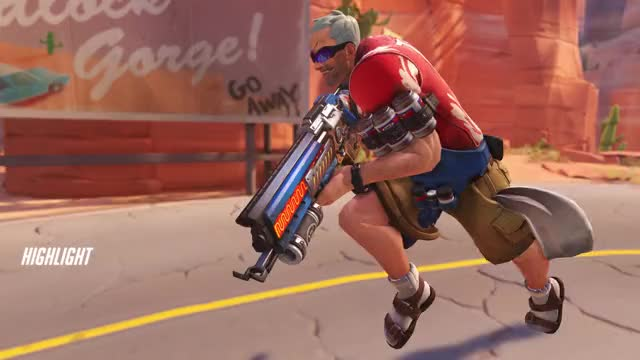 Watch and share Overwatch GIFs by viviangleung on Gfycat