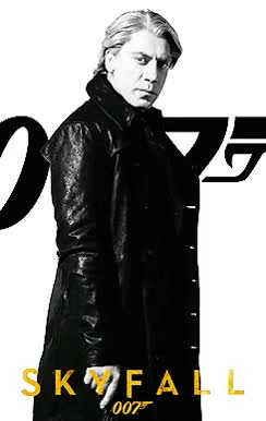 Watch and share Skyfall Images Raoul Silva              Wallpaper And Background Photos GIFs on Gfycat
