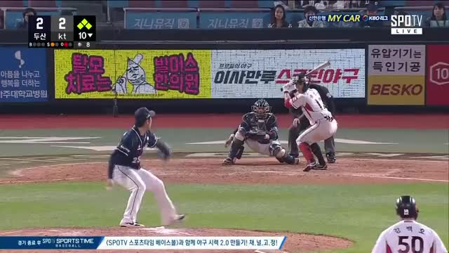 Watch and share Baseball GIFs and Kt 위즈 GIFs by thsrmaqnftksdlq on Gfycat