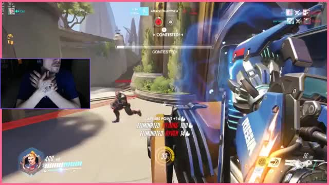 Watch and share Overwatch GIFs and Mei GIFs by chibiqt on Gfycat