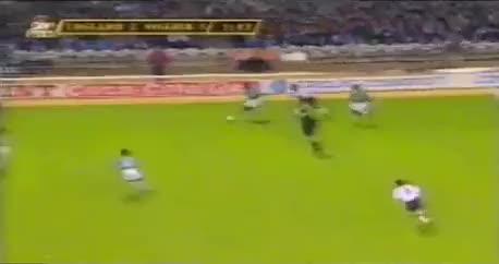 Watch and share OKOCHA - Nigeria Vs England, 1994 GIFs on Gfycat