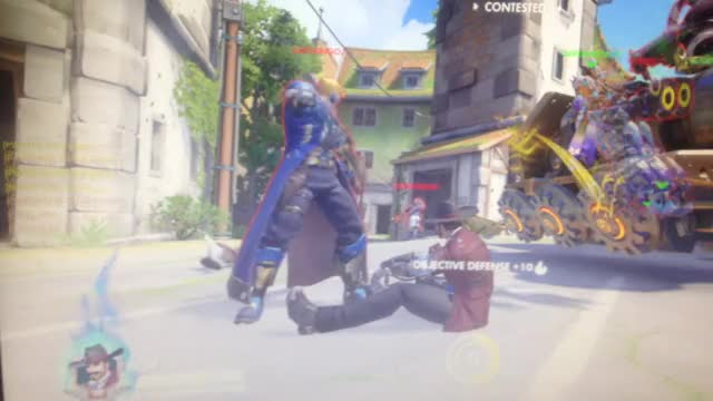Watch and share 76 Gives McCree Blowjob GIFs on Gfycat