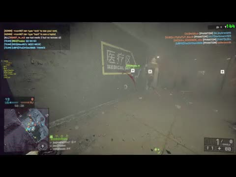 Watch and share BF4 Triple Kill With The Flashbang GIFs on Gfycat