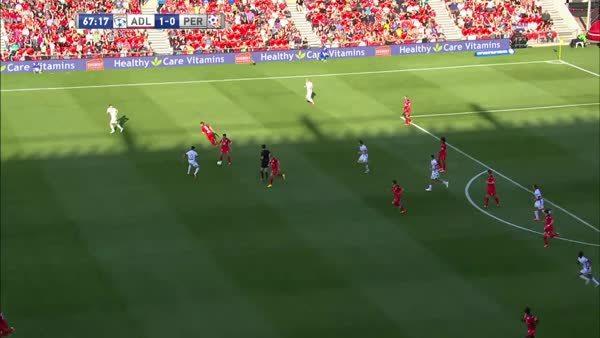 Mabil Goal v Perth GIFs