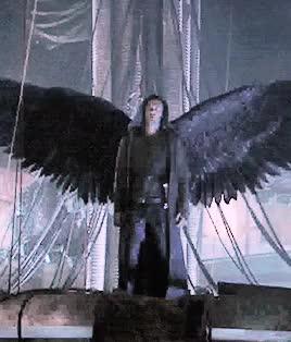 Watch and share I Like This Scene GIFs and Archangel Gabriel GIFs on Gfycat