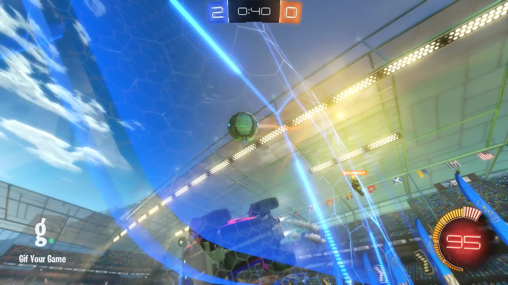 ChiQuiTo, Gif Your Game, GifYourGame, Goal, Rocket League, RocketLeague, Goal 3: ChiQuiTo GIFs