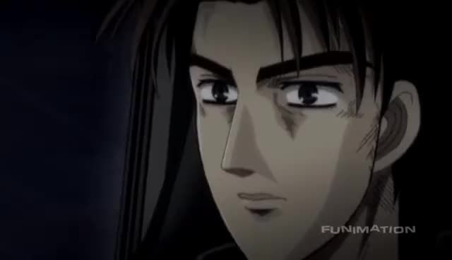 Watch and share Initial D Fourth Stage - Initial D: Fourth Stage - 10 - The Saitama Area's Ultimate Weapon (SUB) GIFs on Gfycat