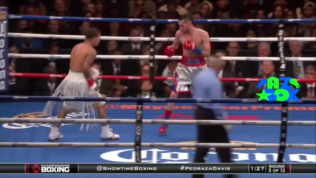 Watch Jose Pedraza vs Gervonta Davis - Jan. 2017 - IBF World Super Featherweight Championship GIF on Gfycat. Discover more Gervonta Davis, Jose Pedraza, boxing GIFs on Gfycat