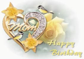 Watch and share Birthday-Wishes-For-Mom.gif GIFs on Gfycat