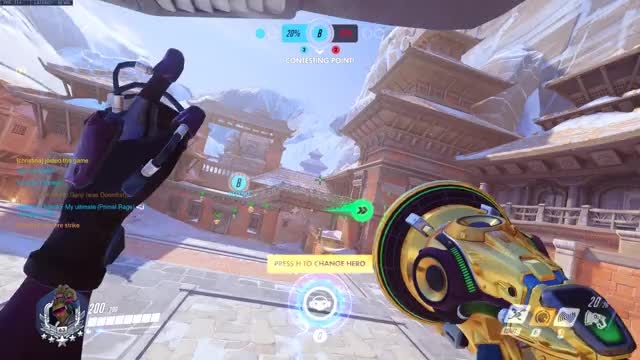 Watch and share Highlight GIFs and Overwatch GIFs by b_rodzy on Gfycat