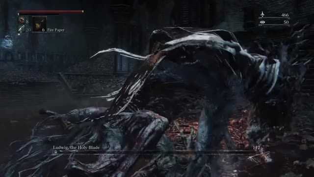 Watch and share Old Hunters GIFs and Bloodborne GIFs by Kaneda18 on Gfycat