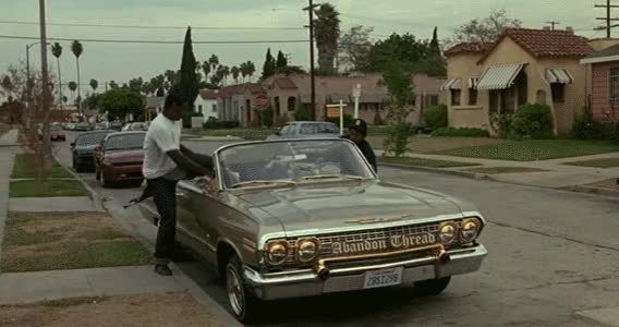 Watch and share Post The Hood Ice Cube Car GIFs on Gfycat