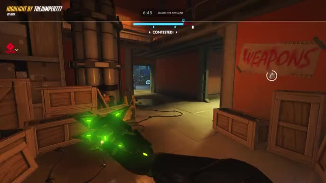 Watch and share Overwatch GIFs and Deflect GIFs by thejumper777 on Gfycat