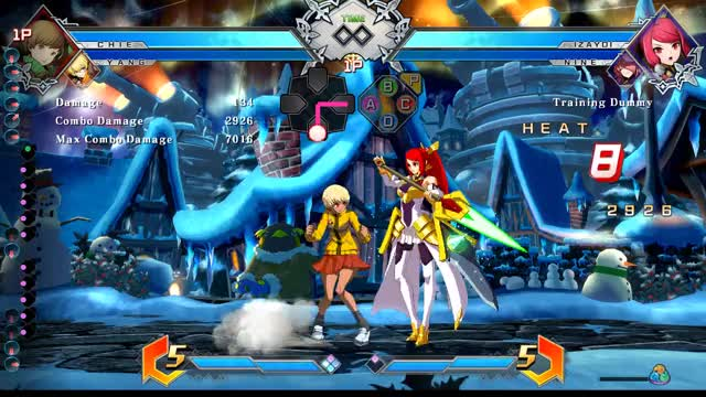 Watch and share Bbtag GIFs by isshin2k7 on Gfycat