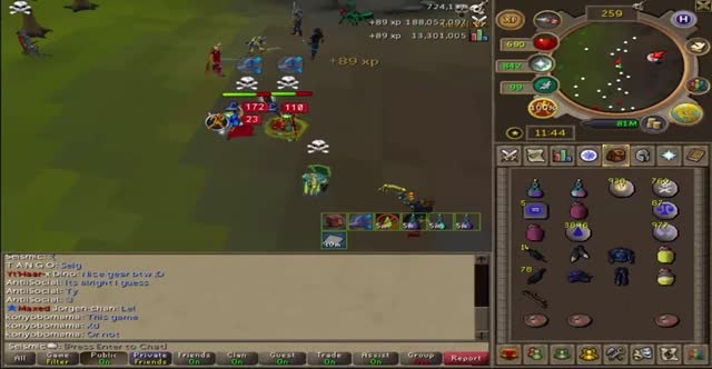 Watch and share Runescape GIFs by potatoxd on Gfycat