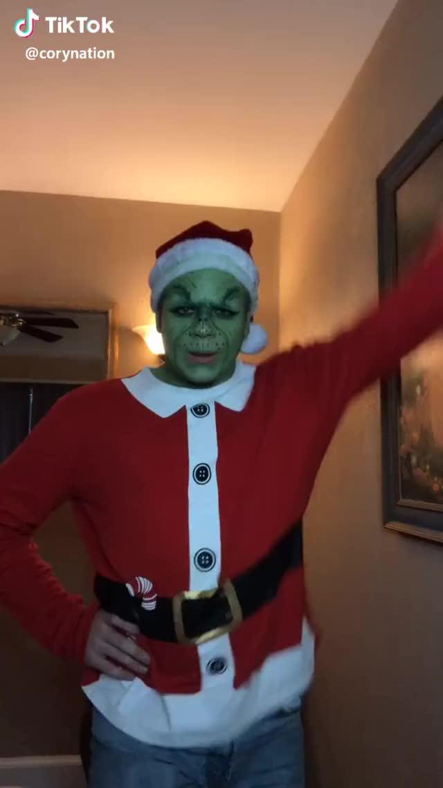 #I'mACow #TheGrinch #JamesCharles #Christmas TheGrinch JamesCharles Christmas GIF