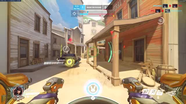 Watch this trending GIF by @mcfreeze on Gfycat. Discover more overwatch GIFs on Gfycat