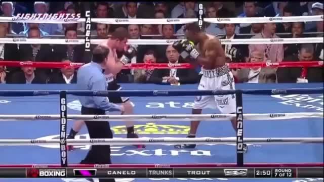 Watch Saul Canelo Alvarez - Knockouts 2015 GIF by @jplanos on Gfycat. Discover more fightnightss, knockout, saúl Álvarez (boxer) GIFs on Gfycat