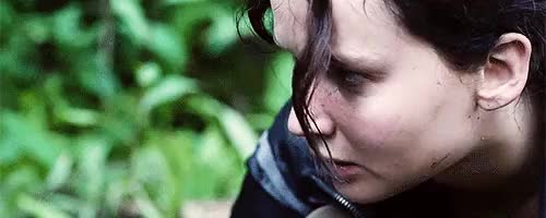 Watch and share Katniss Everdeen GIFs and The Hunger Games GIFs on Gfycat