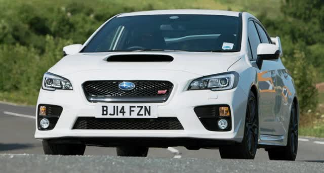 Watch and share Updated With 20 Sexy New Photos – Track Test Review – 2015 Subaru WRX STI GIFs on Gfycat